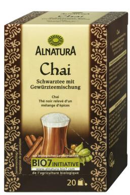 Alnatura Čaj chai 40g vrecka