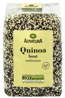 ALNATURA Quinoa viacfarebná 500g