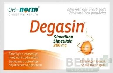 Degasin 280 mg cps 32