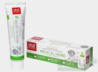 SPLAT PROFESSIONAL MEDICAL HERBS 100ml
