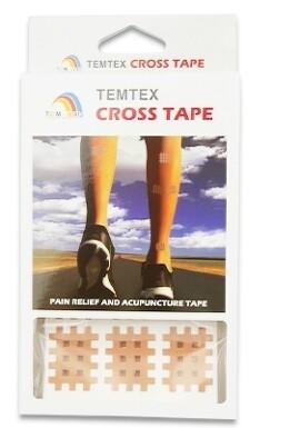 TEMTEX CROSS TAPE A type 180ks