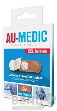 AU-MEDIC blokátor bolesti 1x28 ks 1x28 ks
