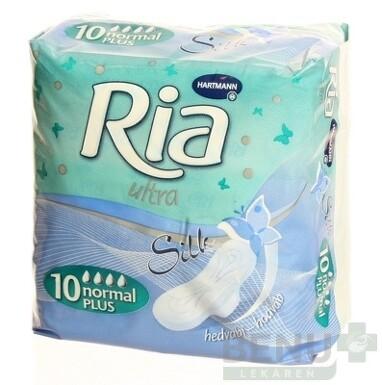 Ria Ultra Silk normal PLUS 10ks