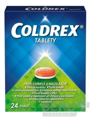 COLDREX TABLETY tbl 24