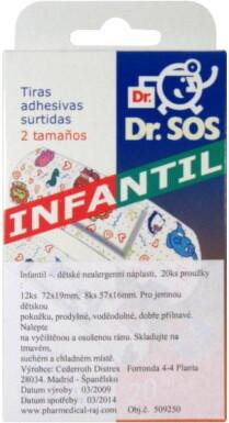 Dr. SOS INFANTIL 20ks