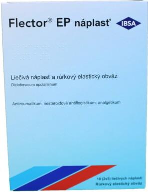 Flector EP náplasť pla 10
