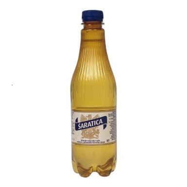 ŠARATICA - prírodná liečivá horká voda 500ml