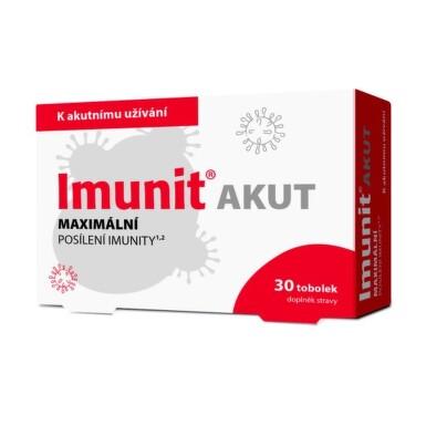 IMUNIT Akut 30 kapsúl