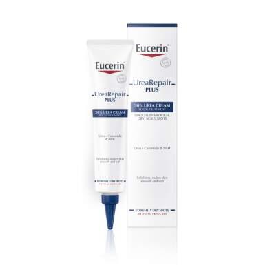 EUCERIN UreaRepair plus 30% krém na lokálne použitie 75 ml