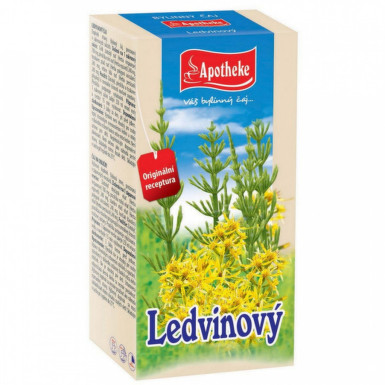 APOTHEKE Čaj na obličky 20 x 1,5 g