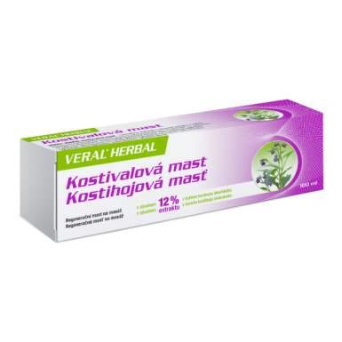 HERBACOS Veral herbal kostihojová masť 100 ml