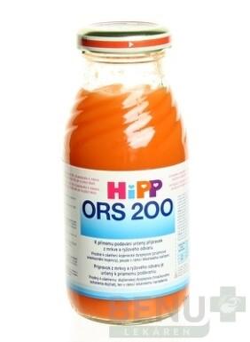 HIiP ORS 200 Mrkvovo ryžový odvar 200ml