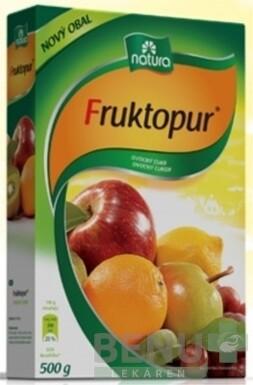 Fruktopur (ovocný cukor) 500g