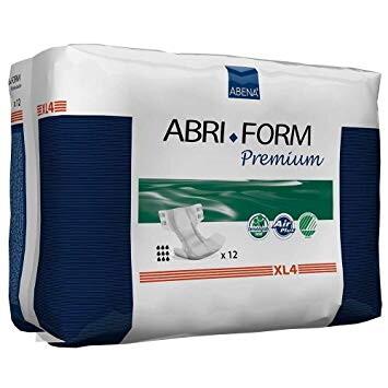 ABENA ABRI FORM Premium XL4 12ks
