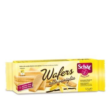 Schär wafers alla vaniglia bezlep. oplátky 125g 125g