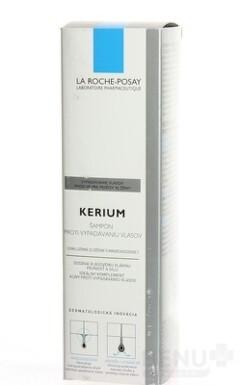 LA ROCHE-POSAY KERIUM ANTI-CHUTE ŠAMPÓN 200ml 2