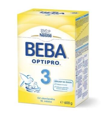 BEBA OPTIPRO 3, 1x600 g 600g