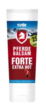 VIRDE PFERDE BALSAM FORTE EXTRA HOT 200ml