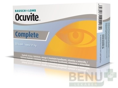 Ocuvite COMPLETE 30 cps cps 30 2