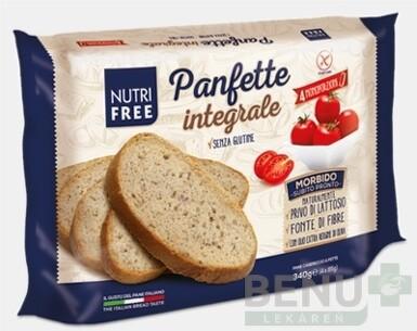 NutriFree Panfette integrale 340g