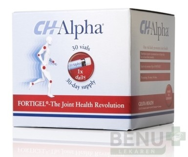 CH-Alpha ampulky na pitie (á 25 ml) 1x30 ks 30ks 2