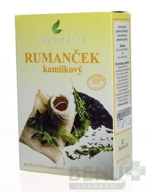 JUVAMED RUMANČEK KAMILKOVÝ - KVET kvet 40g