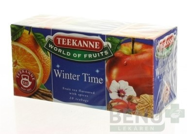 TEEKANNE WOF WINTER TIME 20x2,5g