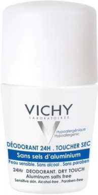 VICHY DEO MINERAL ANTI HUMIDITY 24H 50ml