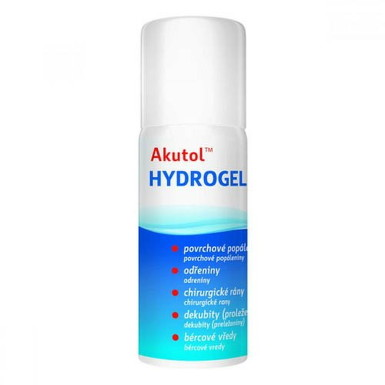 Akutol HYDROGEL spray 75g
