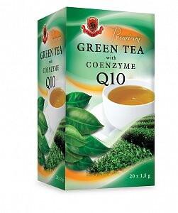 HERBEX Premium GREEN TEA S Q10 20x1,5g