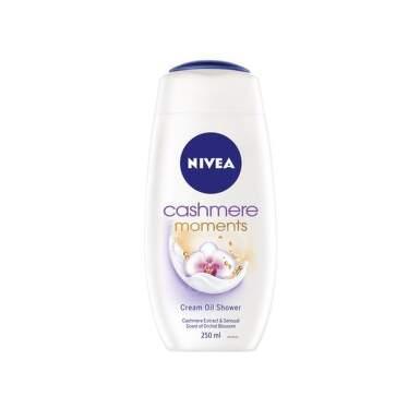NIVEA Sprchovací šampón Cashmare 250 ml