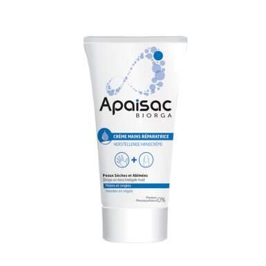 APAISAC BIORGA Reparačný krém na ruky, modrá rada 50 ml