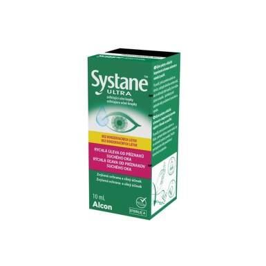 SYSTANE Ultra bez konzervačných látok 10 ml