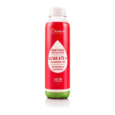 DIVA'S Melon drink hydrate watermelon 400 ml