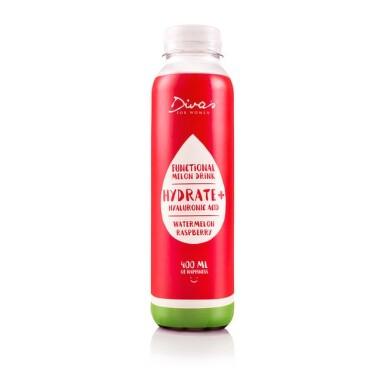 DIVA'S Melon drink hydrate watermelon 400 ml