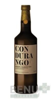 HERBADENT Condurango - Digestiv sladové víno 750ml