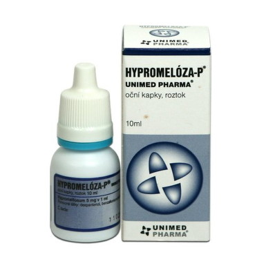 HYPROMELOZA-P int opo 10ml
