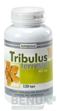 kompava TRIBULUS TERRESTRIS cps 120x400mg