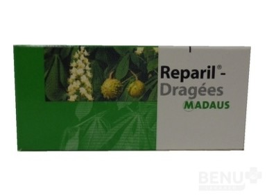 Reparil-Dragées tbl obd 40x20mg