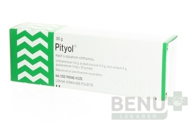 PITYOL ung 30g