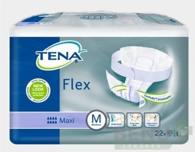 TENA FLEX MAXI MEDIUM 22ks