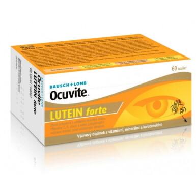 OCUVITE LUTEIN FORTE BONUS tbl 60