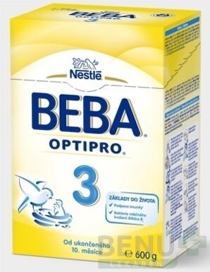 BEBA OPTIPRO 3, 1x600 g 600g 2
