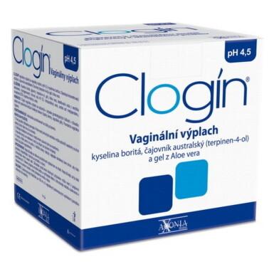 CLOGIN vaginálny výplach 5x100ml