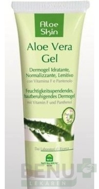 NH - Aloe Skin Aloe Vera gél s vit. F a pantenolom 50ml