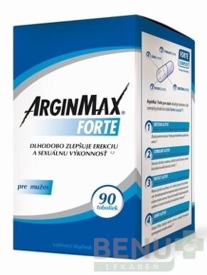 ARGINMAX FORTE pre mužov cps 90