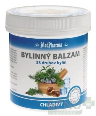 MedPharma BYLINNÝ BALZAM chladivý 250ml