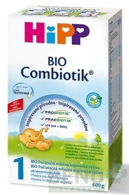 HiPP 1 BIO Combiotik 1x600 g 600g