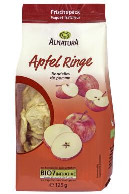Alnatura Jablkové krúžky 125g
