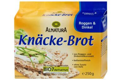 ALNATURA Ražno-špaldový chrumkavý chlebík 250g